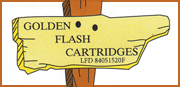 Golden Flash Cartridges